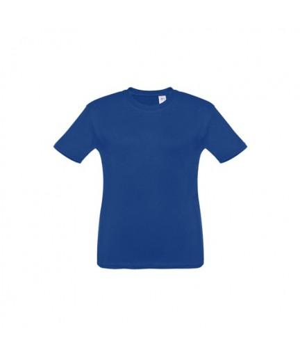 THC QUITO. T-shirt da bambino unisex - Blu reale