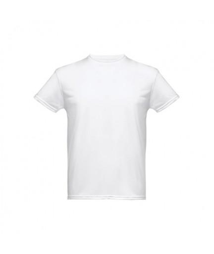 THC NICOSIA WH. T-shirt tecnica da uomo - Bianco