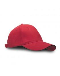 Heavy. Cappellino con visiera - Rosso