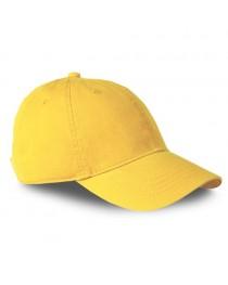 Heder. Cappellino con visiera - Giallo