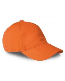 Heder. Cappellino con visiera - Arancione