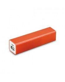 Tesla. Batteria portatile - Arancione