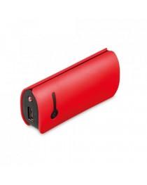 Optimus. Batteria portatile - Rosso