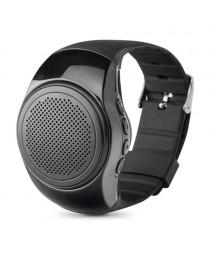 Wrist. Altoparlante portatile a forma di orologio - Nero