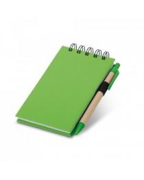 Alf. Block note - Verde chiaro