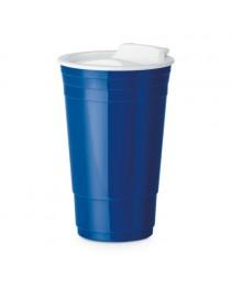 Goblet. Bicchiere da viaggio - Blu reale