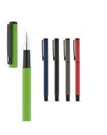ALVA. Penna roller in alluminio - Arancione