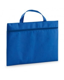 KAYL. Cartella portadocumenti - Blu reale