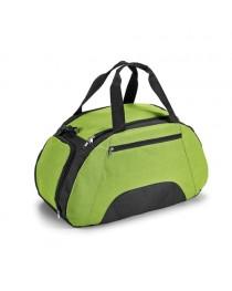 FIT. Borsone sportivo in 600D - Verde chiaro