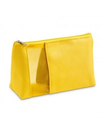 ANNIE. Beauty case - Giallo