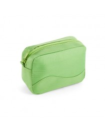 MARIE. Beauty case - Verde chiaro