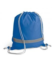 RULES. Zaino a sacca in 210D - Blu reale