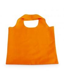 FOLA. Borsa pieghevole in poliestere - Arancione