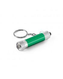 LERGAN. Portachiavi con LED - Verde