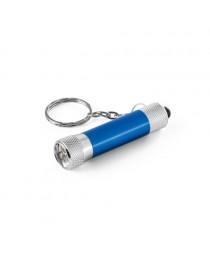LERGAN. Portachiavi con LED - Blu reale