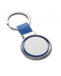 ALBRIGHT. Portachiavi in metallo - Blu