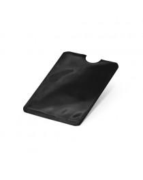 MEITNER. Porta tessere con blocco RFID - Nero