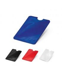 MEITNER. Porta tessere con blocco RFID - Bianco