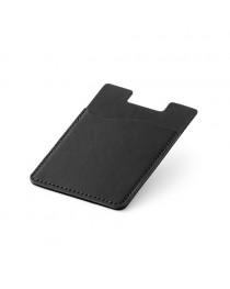 BLOCK. Porta tessere per cellulare con blocco RFID - Nero