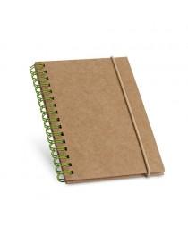 MARLOWE. Block notes in formato tascabile - Verde chiaro