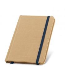 FLAUBERT. Block notes in formato tascabile - Blu scuro