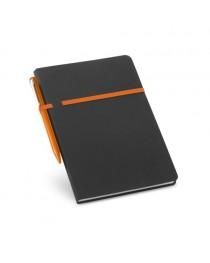 DUMAS. Block note A5 - Arancione