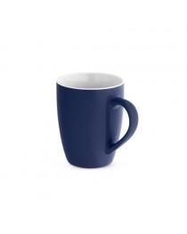 CINANDER. Tazza in ceramica da 370 ml - Blu scuro
