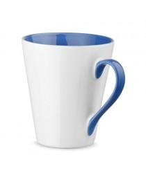 COLBY. Tazza in ceramica da 320 ml - Blu