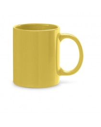BARINE. Tazza in ceramica da 350 ml - Giallo