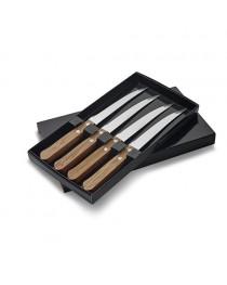 CREARY. Set di 4 coltelli - Naturale