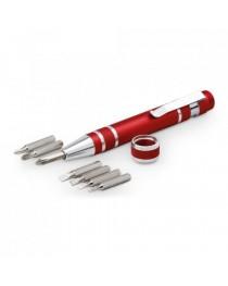 TOOLPEN. Set utensili - Rosso