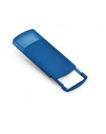 CLAUDE. Porta cerotti - Blu