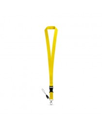 ANQUETIL. Lanyard - Giallo
