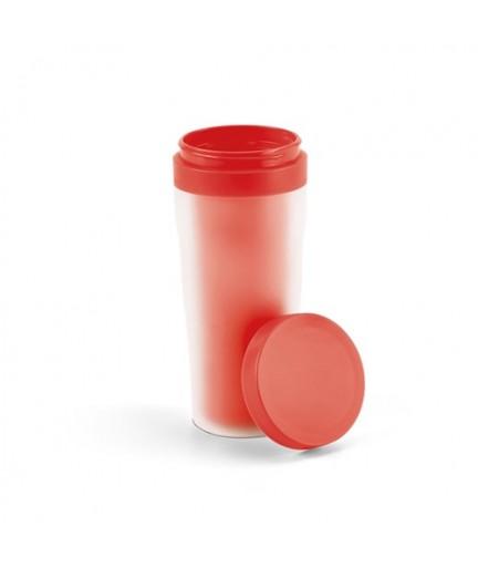 Bicchiere da viaggio - Rosso