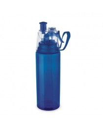 CLOUDS. Borraccia sportiva da 600 ml - Blu