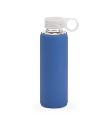 DHABI. Borraccia sportiva da 380 ml - Blu