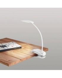 NESBIT. Lampada da scrivania portatile - Bianco