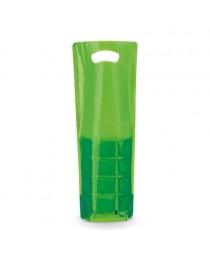 COOLIT. Borsa refrigerante per 1 bottiglia - Verde chiaro