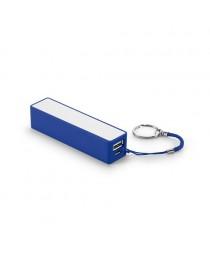 GIBBS. Batteria portatile 2'000 mAh - Blu reale