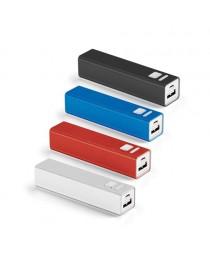 HEVESY. Batteria portatile 2'200 mAh - Blu
