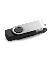 CLAUDIUS 4GB. Chiavetta USB da 4GB - Nero