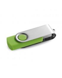 CLAUDIUS 4GB. Chiavetta USB da 4GB - Verde chiaro