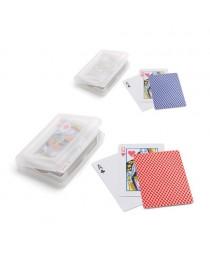 JOHAN. Confezione di 54 carte - Blu