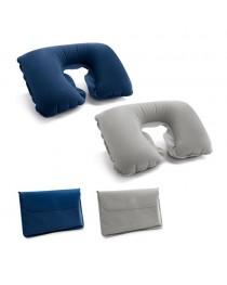STRADA. Cuscino poggiatesta da viaggio - Blu