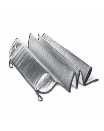 SUNSHADE. Parasole per auto - Cromato