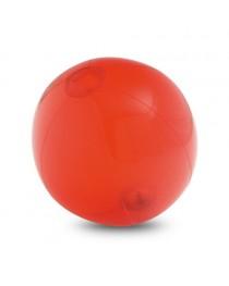PECONIC. Pallone gonfiabile - Rosso
