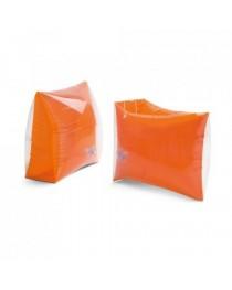 Braccioli gonfiabili PVC opaco/trasparente - Arancione