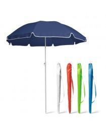 DERING. Ombrellone da spiaggia - Azzurro