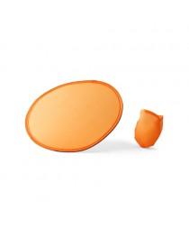JURUA. Disco pieghevole - Arancione