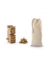 FLIK. Gioco da tavolo in legno - Naturale chiaro